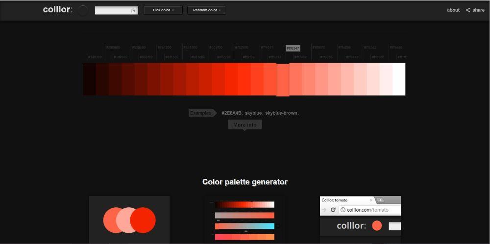 Collor - Color Scheme Generators To Use in 2020