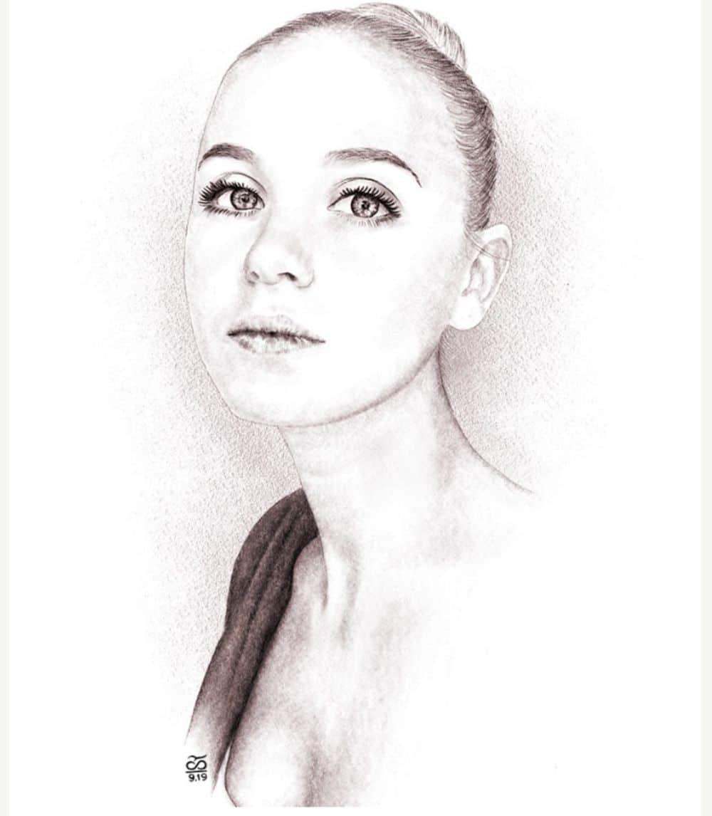 Adobe Fresco- Portrait