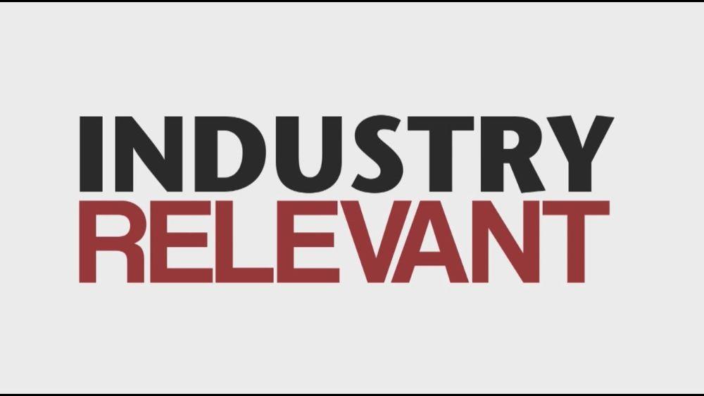 industry relevant