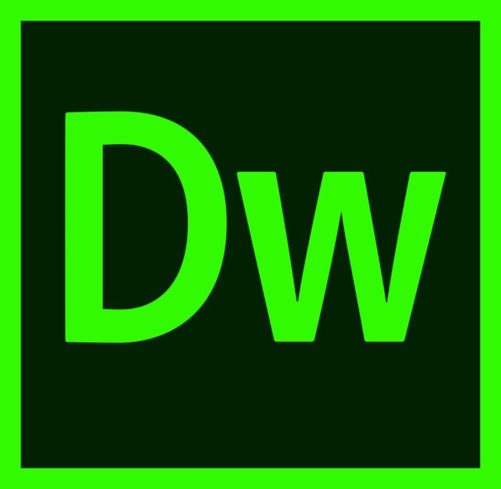 Website Prototype - Dreamweaver