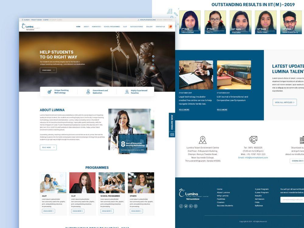 different websites - Educational Websites