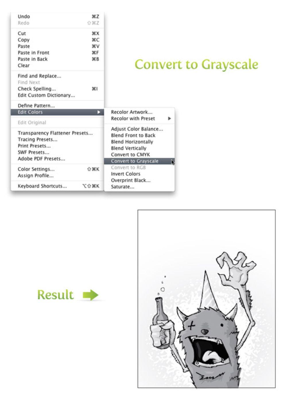 Grayscale_Illustrator