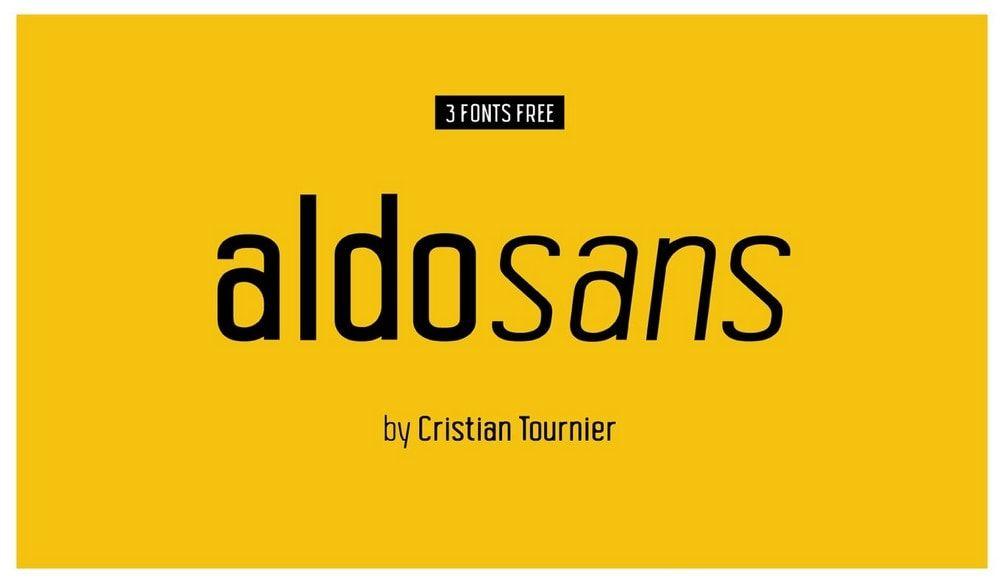 AldoSans