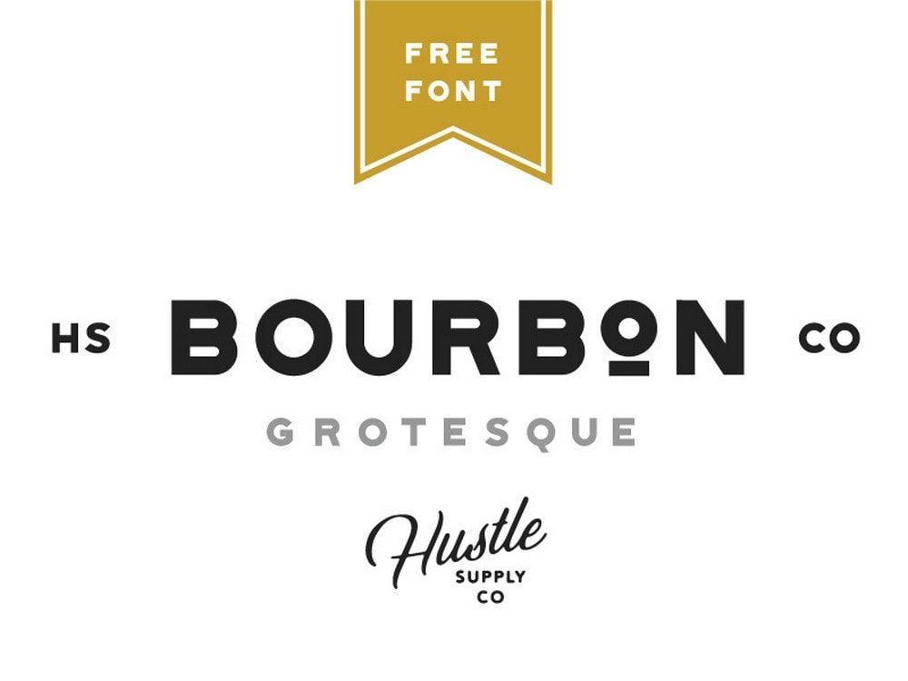 Bournbon Grotesque