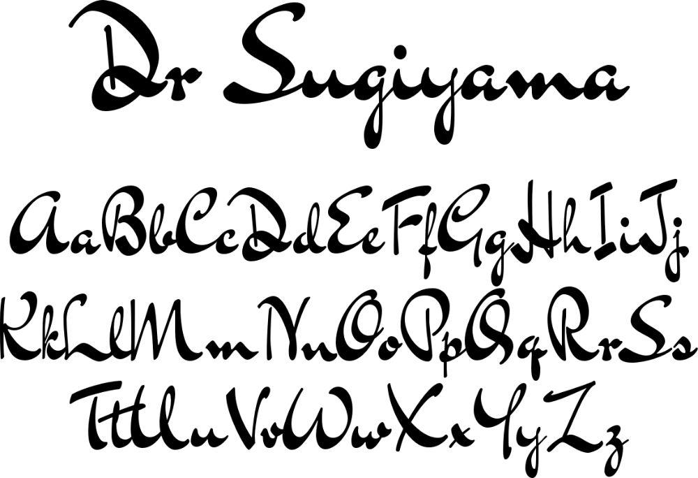 Dr Sugiyama