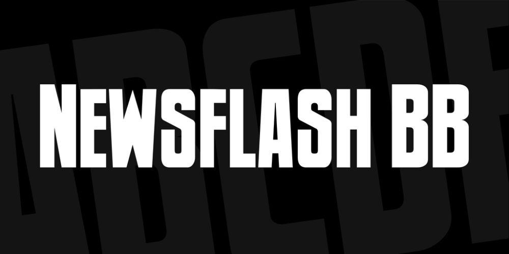 Newsflash BB
