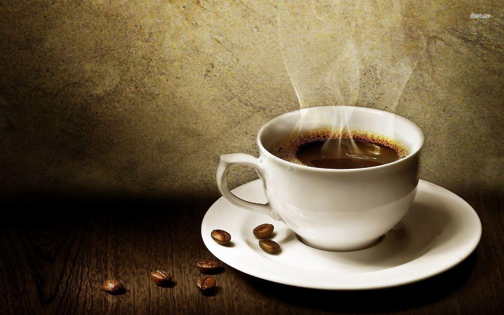 Take a small coffee break