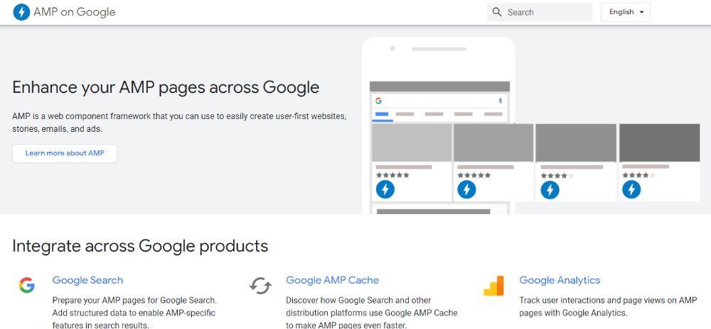 AMP On Google