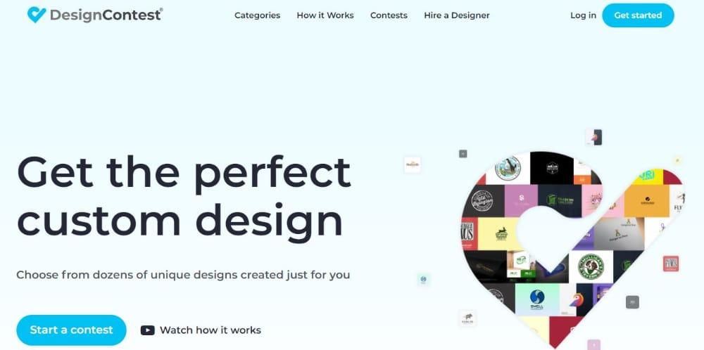 Best Design Contest Websites: DesignContest