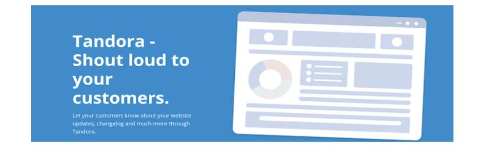 WordPress Plugins for SaaS website: Tandora