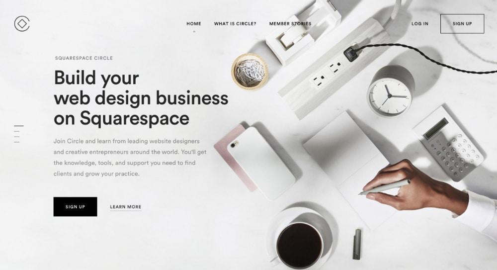 Best WooCommerce Alternatives: Squarespace