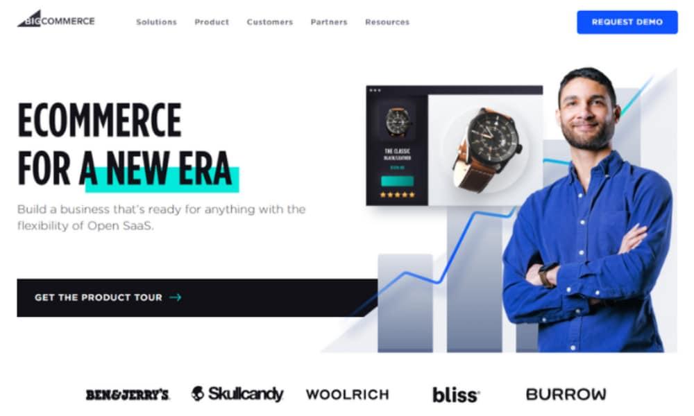 Best WooCommerce Alternatives: Big Commerce