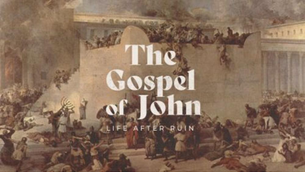 25 Free Church Backgrounds for Designers: The Gospel of John