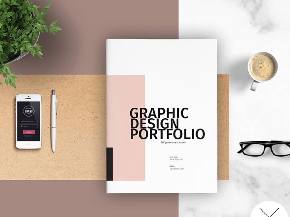 How to become a better designer in 30 days: Graphic Design Portfolio