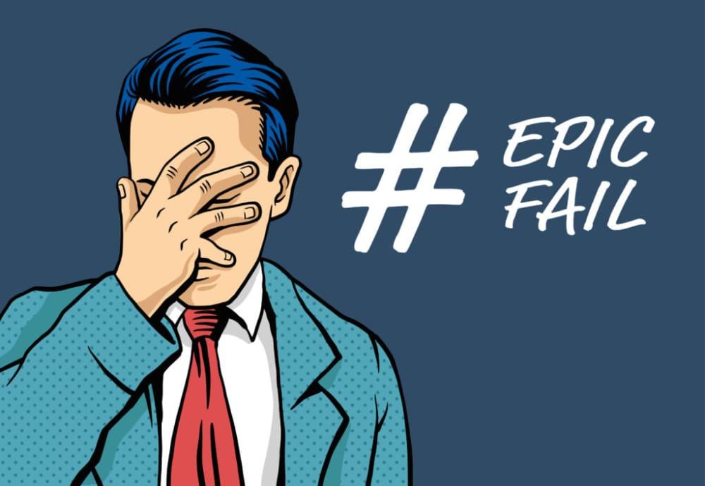 Branding Mistakes by Designers: Branding Fails