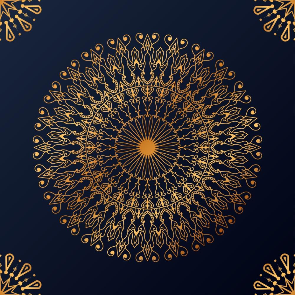 Free Mandala Designs: Ornamental