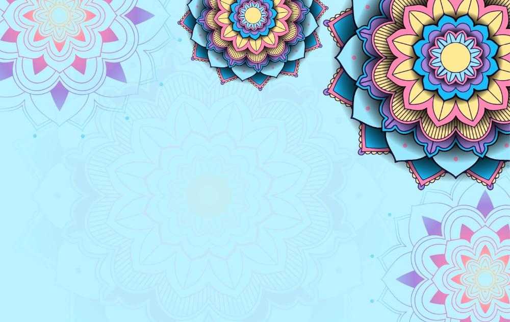 Free Mandala Designs: Mandala Background