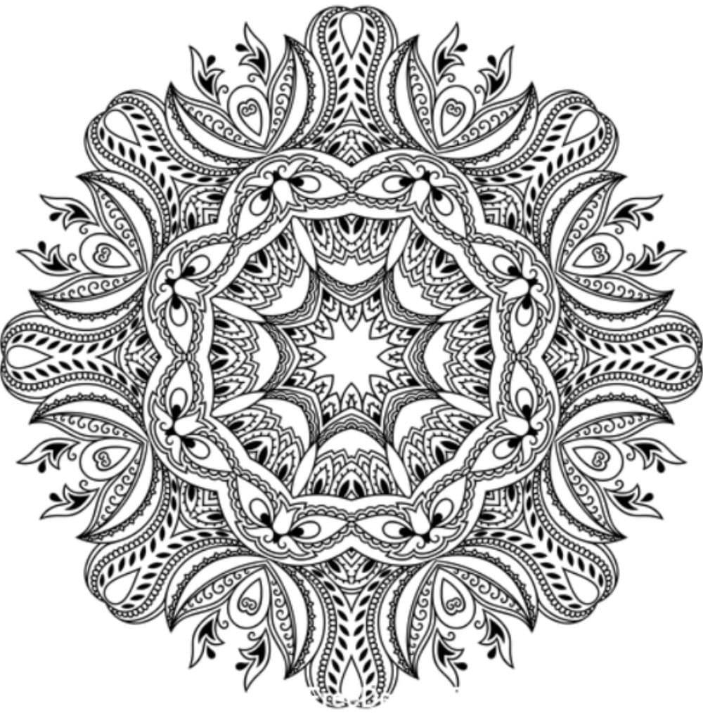 Free Mandala Designs: Mandala Tattoo Design