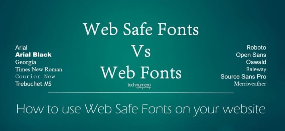 Understanding Cumulative Layout Shift & Optimizing Your Website For It: Web Vitals: Web Fonts