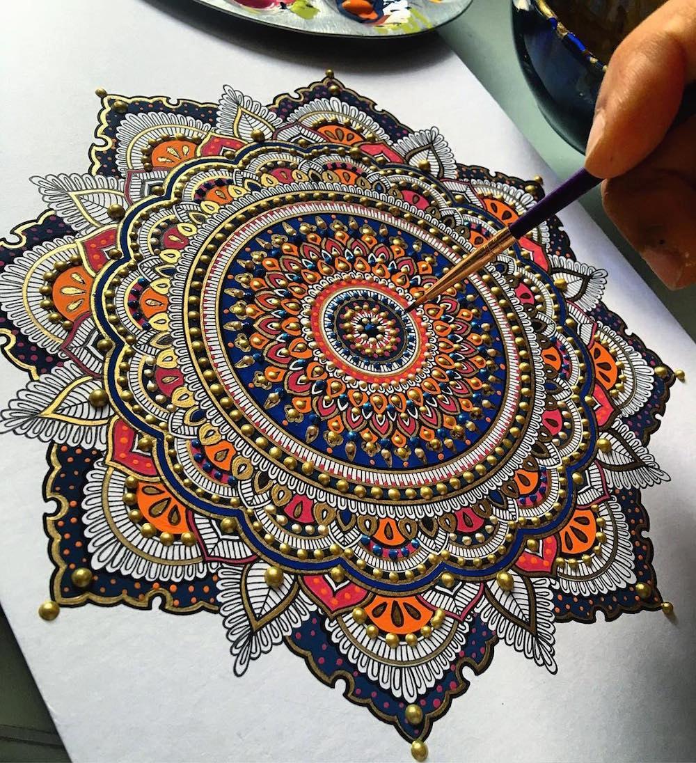 Free Mandala Designs